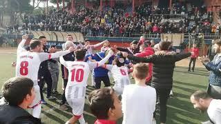 Video 254 | Ödemişspor, 2-1'lik Bayındırspor Galibiyetini Doyasıya Kutladı 😎