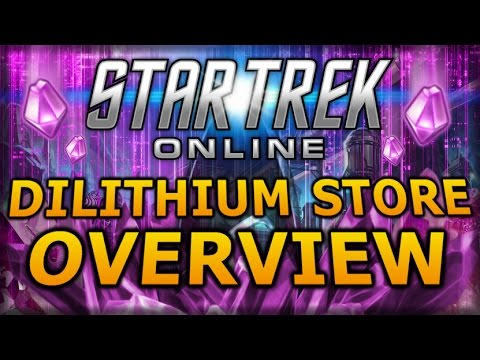 Star Trek Online - Dilithium Store Overview