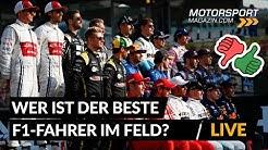 Wer ist der beste Fahrer der Formel 1 2020?