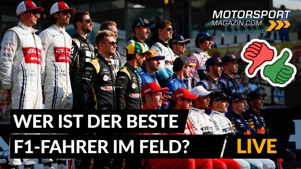 Beste Formel 1 Fahrer