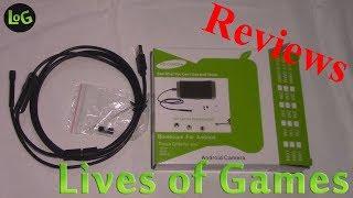 Borescope Review - Endoscopio ~ Lives Of Games ~ LOG