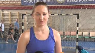 Мастер-класс вратарей сборной России в Олимпе