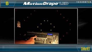 MotionDrape LED by CHAUVET