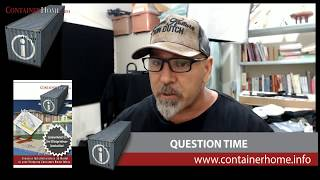 Container Home Construction Cost Savings ?