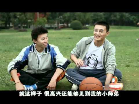 2011 hoopchina slam dunk contest on CCTV-5