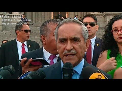 Presidente del Poder Judicial se pronuncia por caso de Arlette Contreras