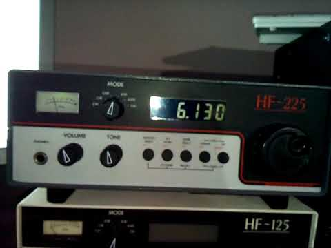 Swaziland Trans World Radio Africa 18/10/17 @18:50 UTC on 6130 kHz