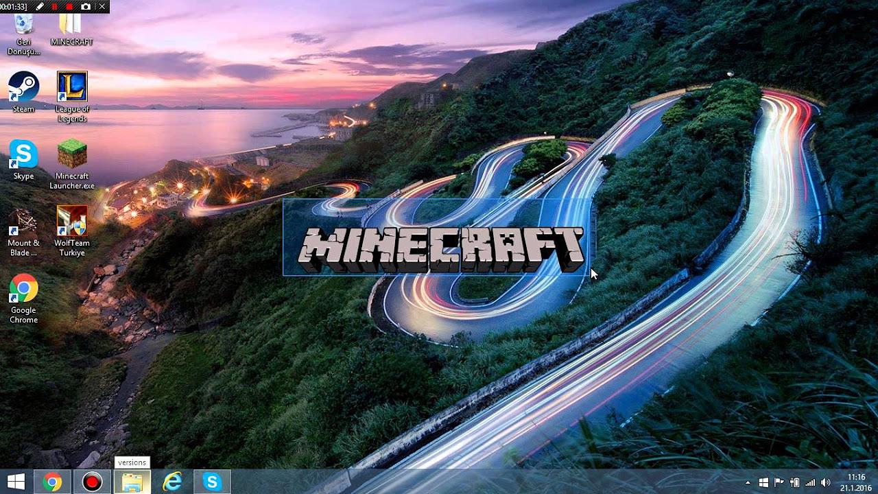 minecraft zoom nasıl yapılır [KESİN]