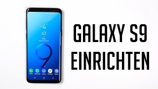 Samsung Galaxy S9 - Einrichten & Zweiter Eindruck (Deutsch)   SwagTab