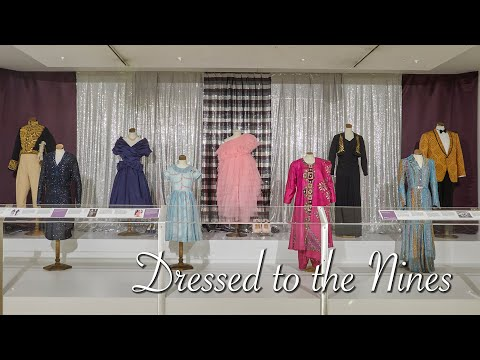 An Introduction to the Dressed to the Nines Exhibition