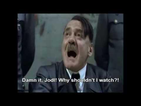 Hitler watches Shrek is Love, Shrek is Life - YouTube