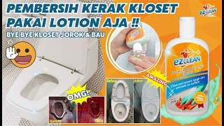 Pembersih Kloset Paling Ampuh  - EZ Clean