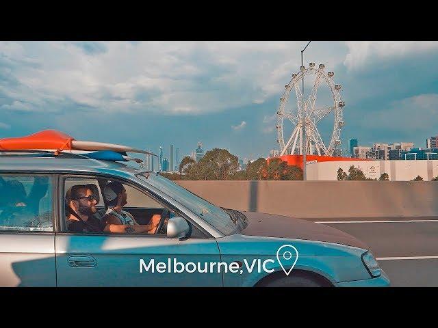 Melbourne - De Sydney a Perth (Capítulo 4)