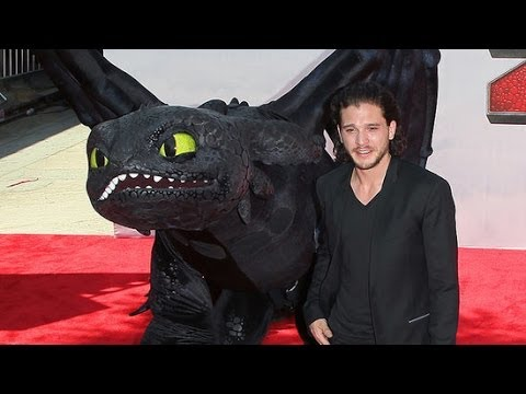Kit Harington Pits How To Train Your Dragon 2 Against Game Of