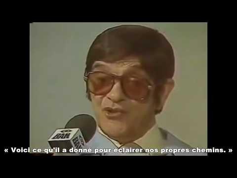 Chico Xavier : Émission de Hebe Camargo de 1985. (VOSTFR)