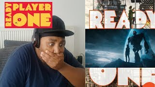 Ready player one comic-con trailer reaction (2018)