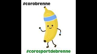 5km de tour de jardin #corobrenne #corosportdebrenne  les championnats du confinement