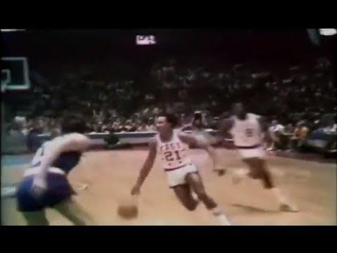 Dave Bing - 1976 NBA All-Star MVP Highlights