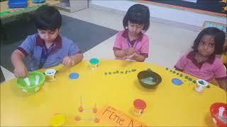 Little hands at work: MRIS-51, Gurugram