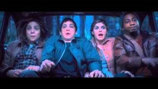 Percy Jackson & the Olympians: Sea of Monsters - Trailer