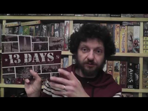 13 Days (Cold War Theme) Review