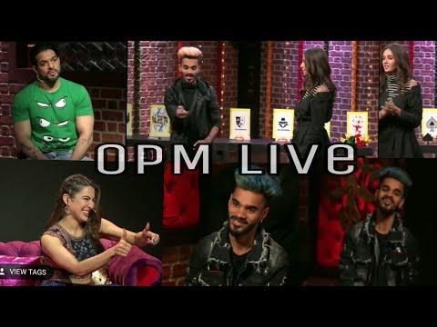 Omprakash mishra live #OPM |Karan patel |Shibani dander |Sara Ali Khan | ACE OF SPACE