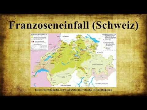 Franzoseneinfall (Schweiz)