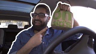 Vi åker till McDonalds och testar deras förmodligen populäraste kam...