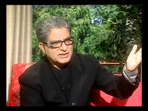A journey of thoughts with Dr Deepak Chopra