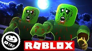 ATTAQUES ZOMBIE-[NOUVEAU PATRON!] Zombie Attack - France Roblox - France Papa et Barunka CZ/SK