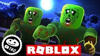 ATAQUES DE ZUMBIS-[NOVO CHEFE!] Zombie Attack | Roblox | Papai e Barunka CZ/SK