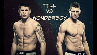 Darren Till vs Stephen 'Wonderboy' Thompson Promo | UFC Liverpool
