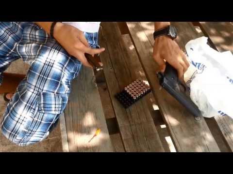 Star Gun 9mm Deneme