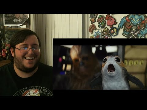 Gors Star Wars: The Last Jedi Official Trailer Reaction/Review (Hell yeah, baby!)