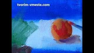 Греческие ступеньки ч. 4.  Макс Скоблинский  уроки Живописи в Греции