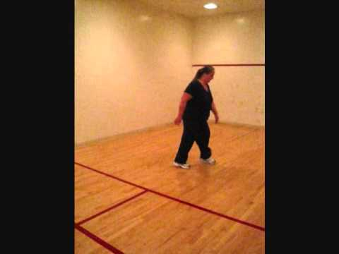 Karaoke Exercise XCEL NOW Weight Loss Expert Liesbet Bickett.wmv