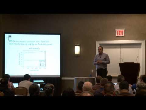 PostgreSQL Performance Presentation (9.5devel edition)