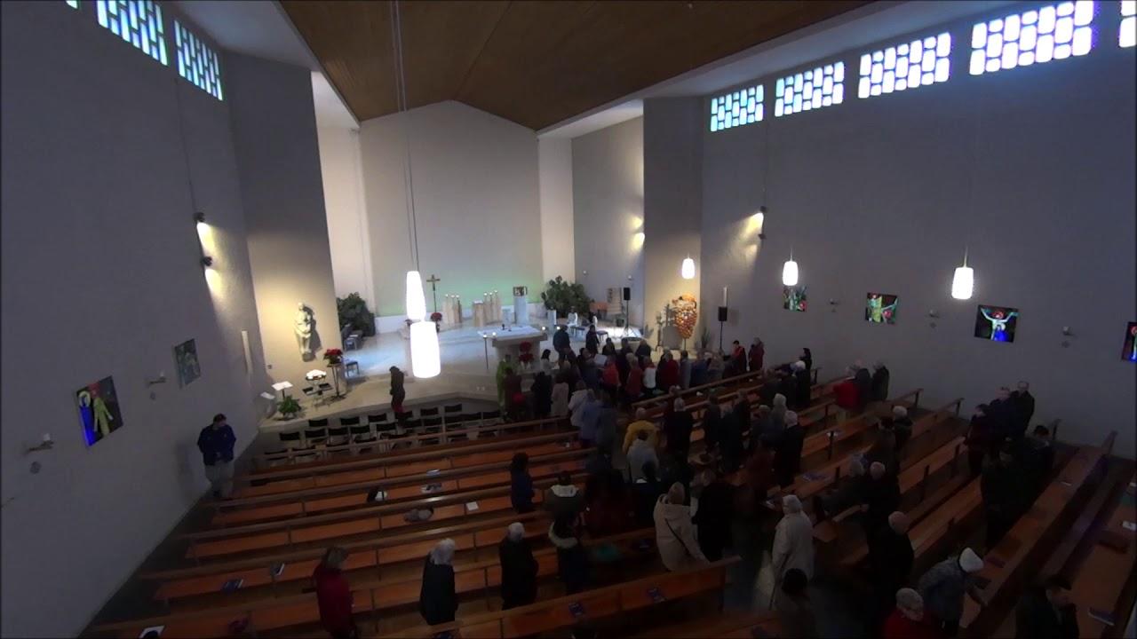 St Peter Gottesdienst