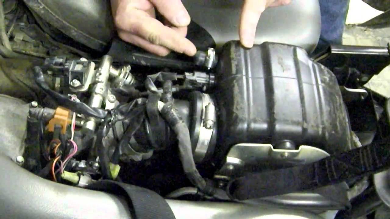 2003 Honda Rincon 650 Wiring Diagram Yamaha Rhino 700 Air Temp Sensor Info Youtube