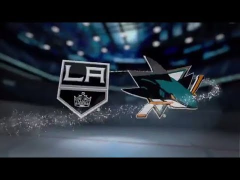Los Angeles Kings vs San Jose Sharks - October 7, 2017 | Game Highlights | NHL 2017/18. Обзор матча.