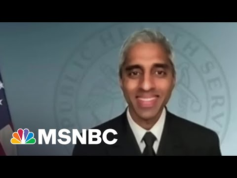 Surgeon General Dr. Vivek Murthy On The Importance Of Boosters