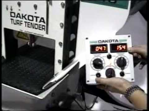 Dakota Turf Tender 410 Rear Door