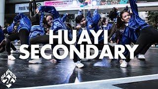 Huayi Secondary School (K Krew)   Super 24 2017 Secondary School Category Prelims