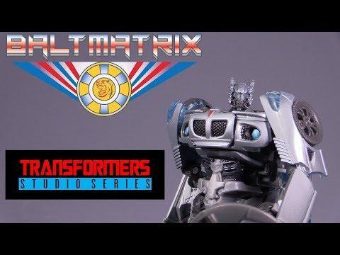 Transformers Studio Series Jazz