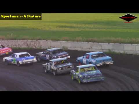 Sportsman -- 7/27/17 -- Rock County Speedway