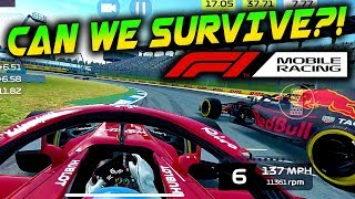 F1 Mobile Racing Game Challenge: ALL ASSISTS OFF & HARDEST DIFFICULTY, CAN WE SURVIVE?!