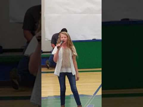 Bernheim Middle School Talent Contest