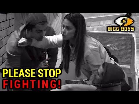 Hina Khan SAVES Priyank And Luv Tyagi from BIG FIGHT | Bigg Boss 11 Day 71 | 11th Dec 2017 Update