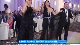 Simona Halep a strălucit la nunta fratelui său