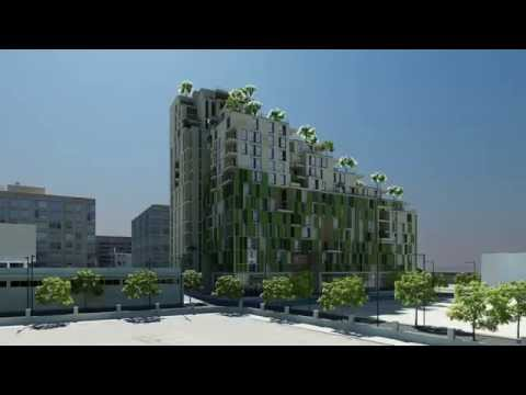 CGI - Urban Dreams Project - 3D Animation